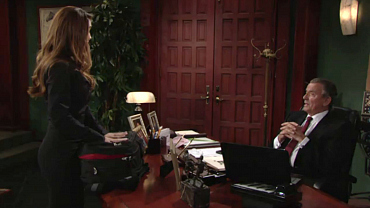 Y&R Recap: Is Victor Bethany\'s Secret Benefactor?