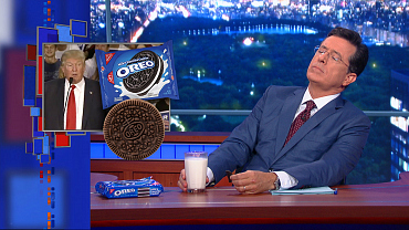 29 Must-See Late Show Political Moments