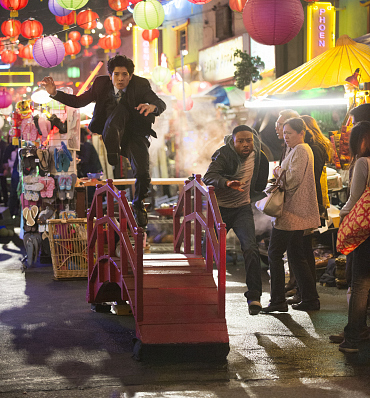 First Look: Premiere Episode Of Rush Hour