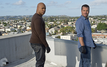Shots Fired: The Greatest Sam-Callen Banter On NCIS: Los Angeles