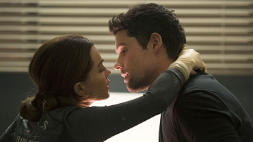 First Look: A Love Triangle Complicates The ER