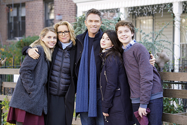 10 Best Family Moments On Madam Secretary