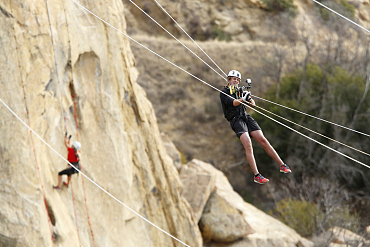 First Look: Who Will Go To Great Heights To Win The Amazing Race?