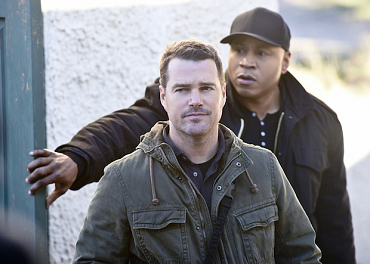 First Look: Sam Protects His Family On NCIS: Los Angeles