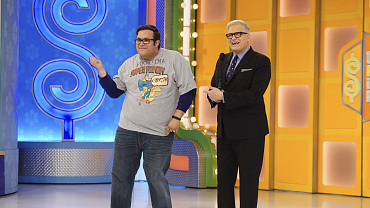 Ari Stidham Shares His Behind-The-Scenes Photos From The Price Is Right