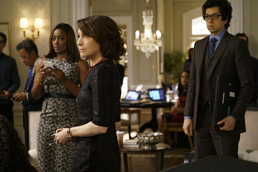 First Look: Bess Takes On Boko Haram On Madam Secretary