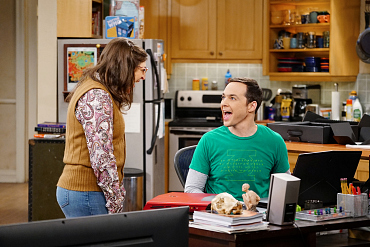 First Look: Sheldon Reveals A Shocking Secret To Amy On The Big Bang Theory
