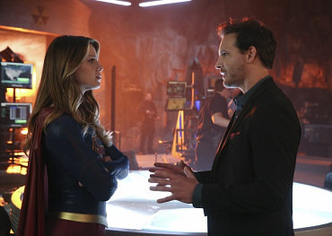First Look: Supergirl Season Finale, \'Better Angels\'