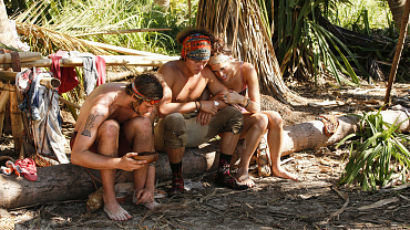 The Temperature At Camp And Between Two Castaways Heats Up On Survivor