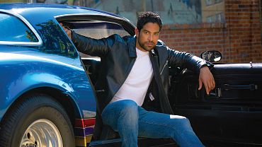 Adam Rodriguez Is Back And Hotter Than Ever