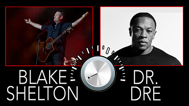 6 Degrees Of Music Collaboration: Blake Shelton To Dr. Dre