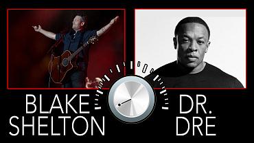 6 Degrees Of Music Collaboration: Blake Shelton To Dr. Dre