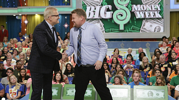 #BigMoneyWeek Kicks Off With Guest Model James Corden