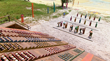 First Look: Six Castaways Battle For A Shot At $1 Million In The Survivor Cambodia Finale