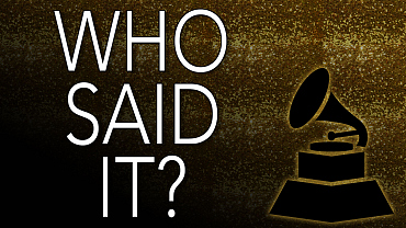 Who Said It? GRAMMY-Nominated Lyric Or Line From CBS Show