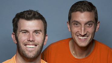 Brodie Smith And Kurt Gibson Reflect On Their Adventures During The Amazing Race