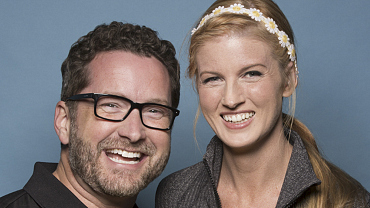 Burnie Burns And Ashley Jenkins Reflect On Their Adventures During The Amazing Race