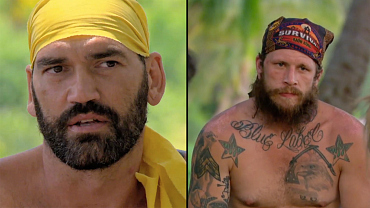 The Toughest Two Castaways Reveal Their Softer Side