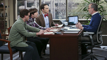 First Look: Sheldon Pens A Major Contract On The Big Bang Theory