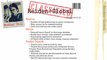 All Clues Point To Reiden-Global