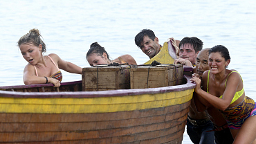 First Look: Three Different Tribes Embark On Survivor\'s Most Grueling Season Yet