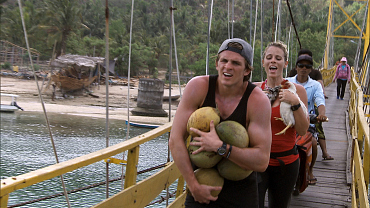 First Look: The Final Four Teams Dread The Double U-Turn On The Amazing Race Ep. 10