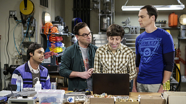 The Guys Tangle With The Government On The Big Bang Theory