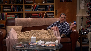 10 Steps To Handling Cold And Flu Season, According To Sheldon Cooper