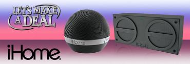 iHome Bluetooth Speakers