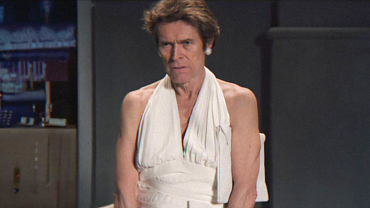 Watch SB Commercial: Snickers - Willem Dafoe/Marilyn Monroe