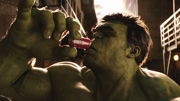 Watch SB Commercial: Coke - Hulk/Ant-Man