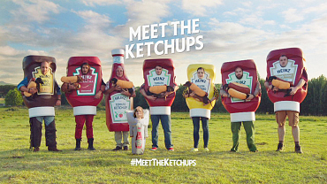Watch SB Commercial: Heinz - Wiener Stampede