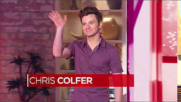 Preview: Monday, August 1 with Chris Colfer