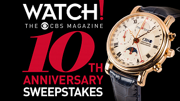 Enter Sweepstakes for a Chance to Win Limited-Edition Watch by Walden!