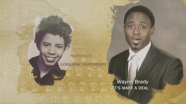 Wayne Brady On Lorraine Hansberry