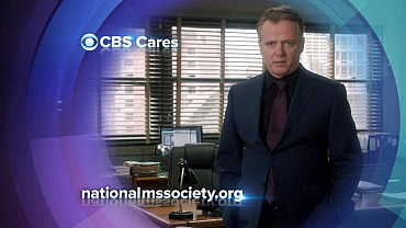 Aidan Quinn on Multiple Sclerosis