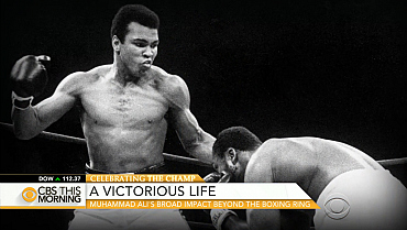 Muhammad Ali's impact transcends beyond boxing ring