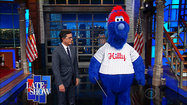 The Hilly Phanatic Is So Pumped About Clinton\'s Nomination