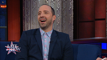 Tony Hale: 'My Character's An Awful Person'