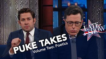John Krasinski's Puke Takes, Volume 2