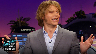 6 Life Lessons From Eric Christian Olsen\'s Late Late Show Appearance