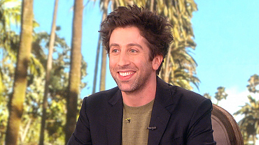 Simon Helberg Dishes On The Big Bang Theory Finale, New Film, And More