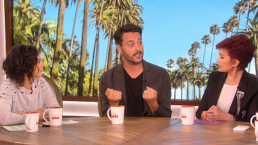 Jack Huston Discusses Filming \'Ben Hur\' Chariot Race Scene