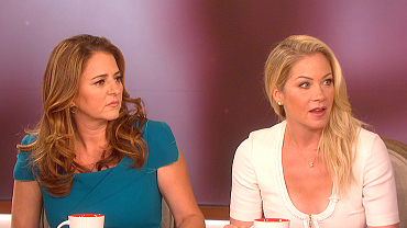 'Bad Moms' Confessions With Christina Applegate And Annie Mumolo