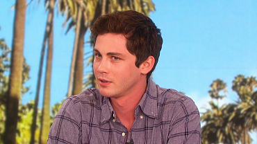 'Indignation' Star Logan Lerman On His Sex Scene Preparations