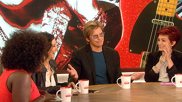 Denis Leary Plays 'Sex Or Drugs Or Rock And Roll'