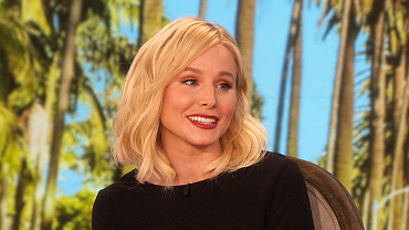 "Kristen Bell On Dax Shepard's ""Horny"" Question for Pregnant Women"