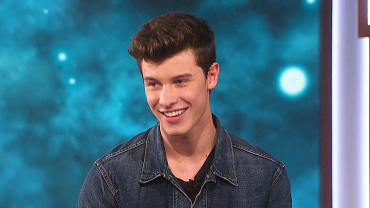 Shawn Mendes On Fame, Taylor Swift\'s Work Ethic And Growing Up