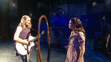 Watch Katie Boeck And The Cast Of Spring Awakening