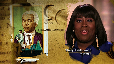 Sheryl Underwood On Benjamin Banneker